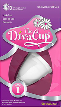 Diva Cup: Menstrual cup for high cervix