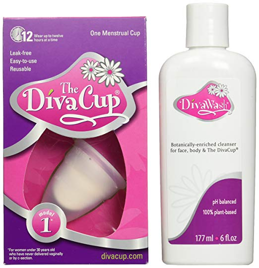 Diva Cup and Wash