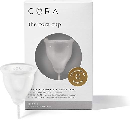 The cora cup size 1