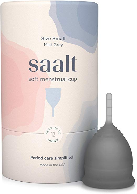 soft menstrual cup